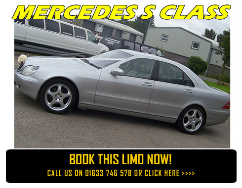Mercedes S Class Wedding Car And Corporate Car